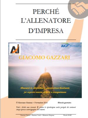 Copertina Ebook - Giacomo Gazzari